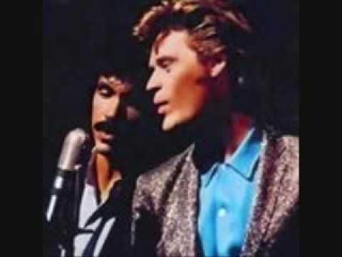 """""""I Can't Go for That (No Can Do)""""  by Daryl Hall and John Oates.    It was the fourth number-one hit single of their career on the Billboard Hot 100 and the second hit single from their album Private Eyes. It features Charles DeChant on saxophone.    On January 30, 1982, """"I Can't Go for That"""" ended a 10-week run at the top..."""
