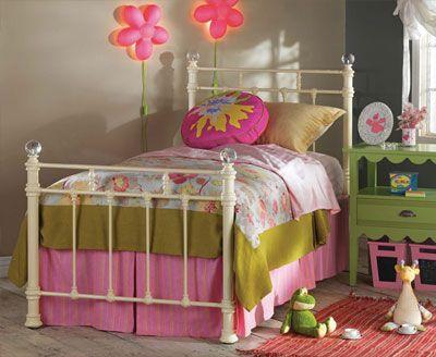 Tiffany Full Bed From Huffman Koos