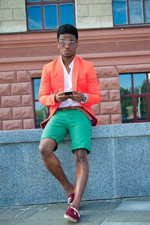 .: Color Blocks, Men'S Styles, Men'S Fashion, Styles Fresh, Nice Color, Fashion Men'S, Colour Styles, Boyfriends Fashion, Summer Time