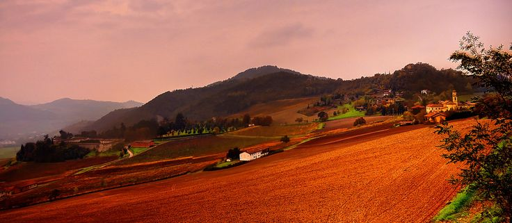 """Oltrepo Pavese"" hills-Italy by Francesco Cetta on 500px"