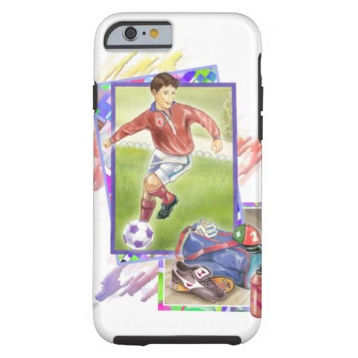 Soccer, football Iphone 6 case