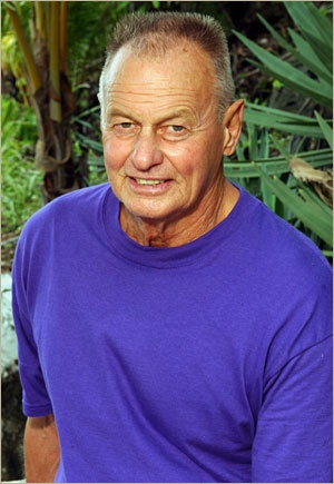 Rudy Boesch enlisted in the USN in 1945, age 17. He trained with the Amphibious Scouts and Raiders, then the UDT Frogmen and Underwater Demolition Team. He became Chief of the Boat of the newly created Seal Team. From '68 to '70 he completed two combat tours in Vietnam as a Platoon Chief. He earned the Bronze Star for heroic action in 45+ combat operations. He retired 8/1/90 as a Command Chief Petty Officer. He received the Defence Superior Service Medal. He appeared twice on the Survivor…