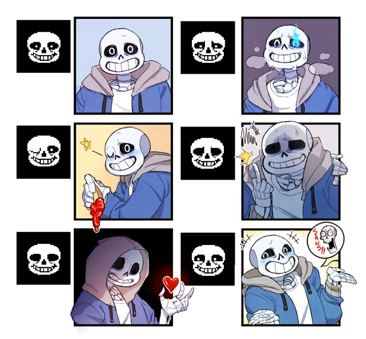 *makes a sad kazoo sound* i post lots of sansby and lots of sin my deviantart is the same as my...