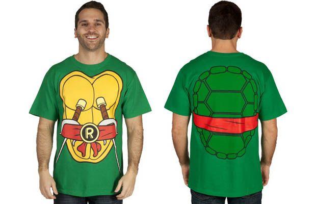 Raphael Costume T-Shirt Get yours here: http://tshirtonomy.com/go/raphael-costume