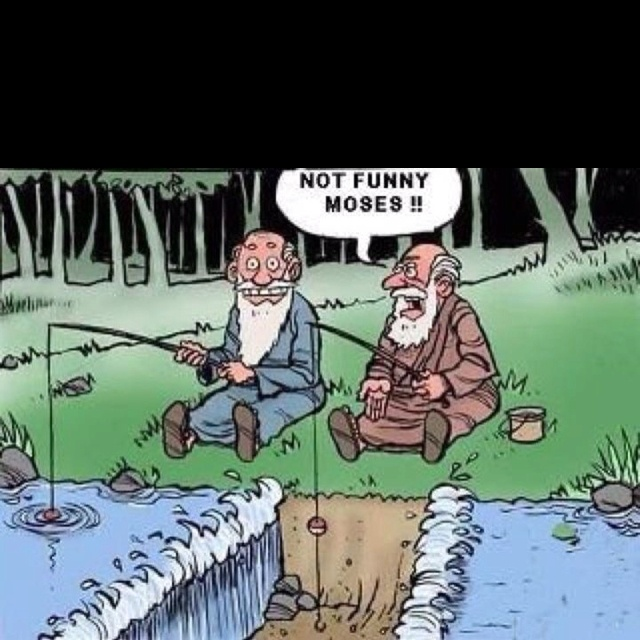 Oh Christian humor