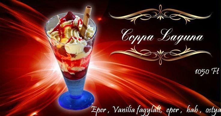Coppa Laguna :) Megszépíti a napot :)