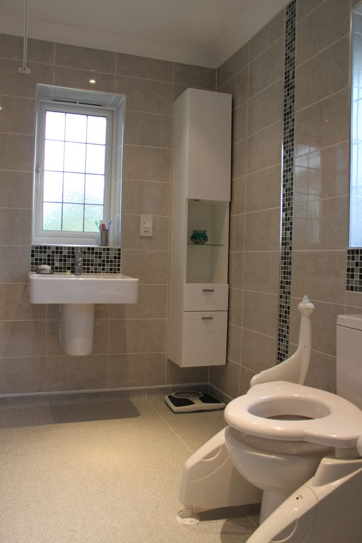 Best 25 disabled bathroom ideas on pinterest wheelchair - Disabled shower room ...