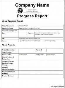 Free report template - Sample Templates - police report template