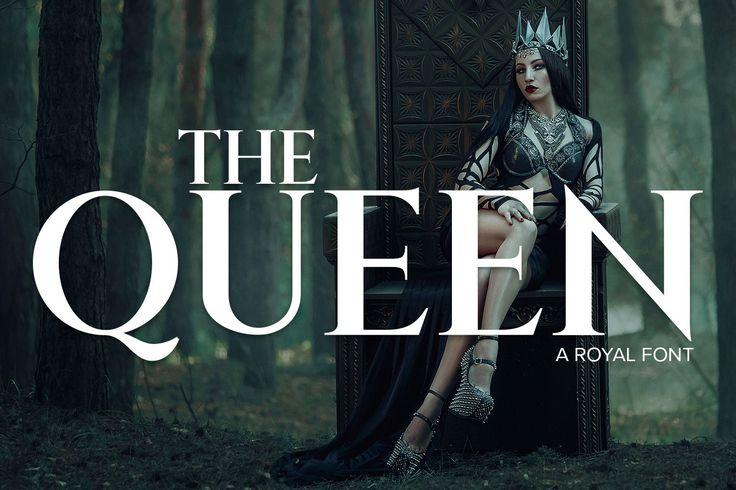 The Queen example 1
