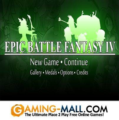 play #EpicBattleFantasy4 via #GamingMall http://www.gaming-mall.com/adventure/epic-battle-fantasy-4/ Battle over 120 types of monsters, collect over 140 types of equipment and use over 130 different skills and spells!