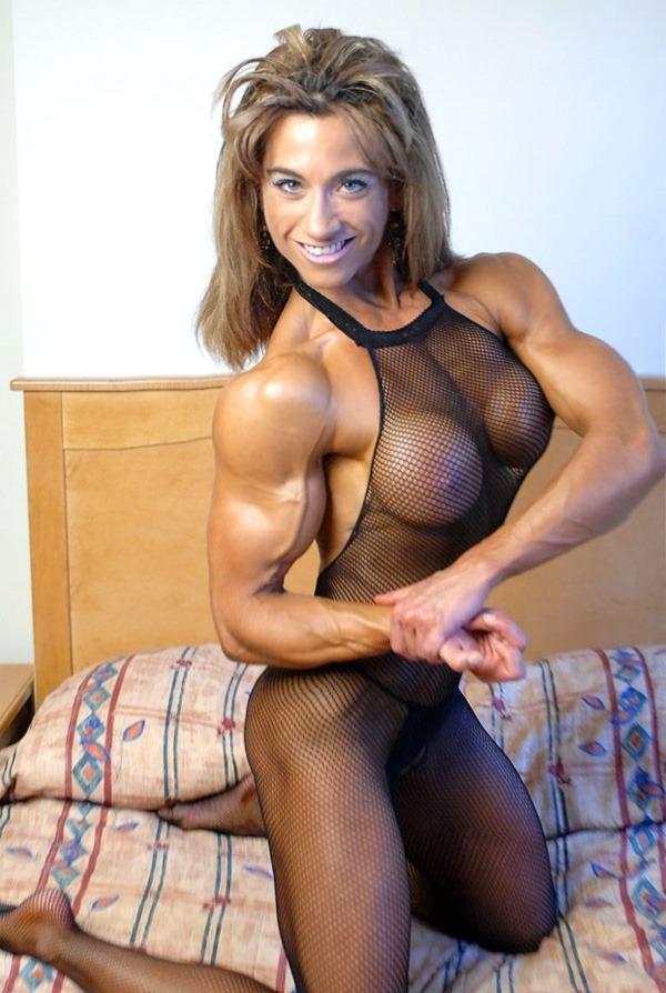 bad girls of bodybuilding