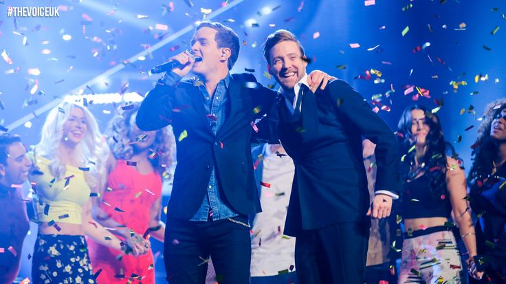 The winner of The Voice series 4, it's… Stevie McCrorie! #TheVoiceUK