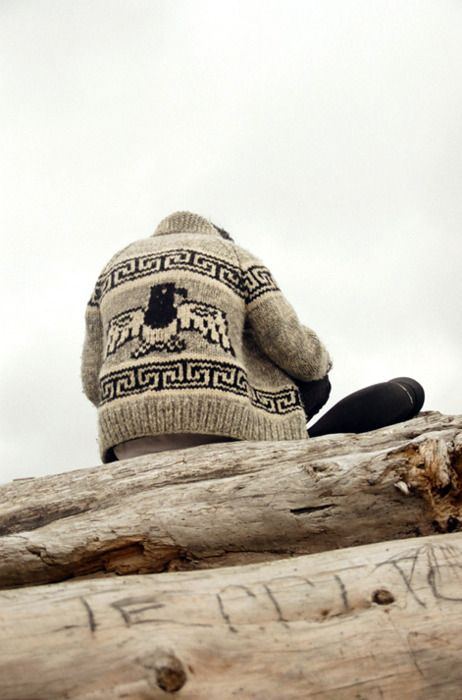 snuggly cowichan sweater men's fashion