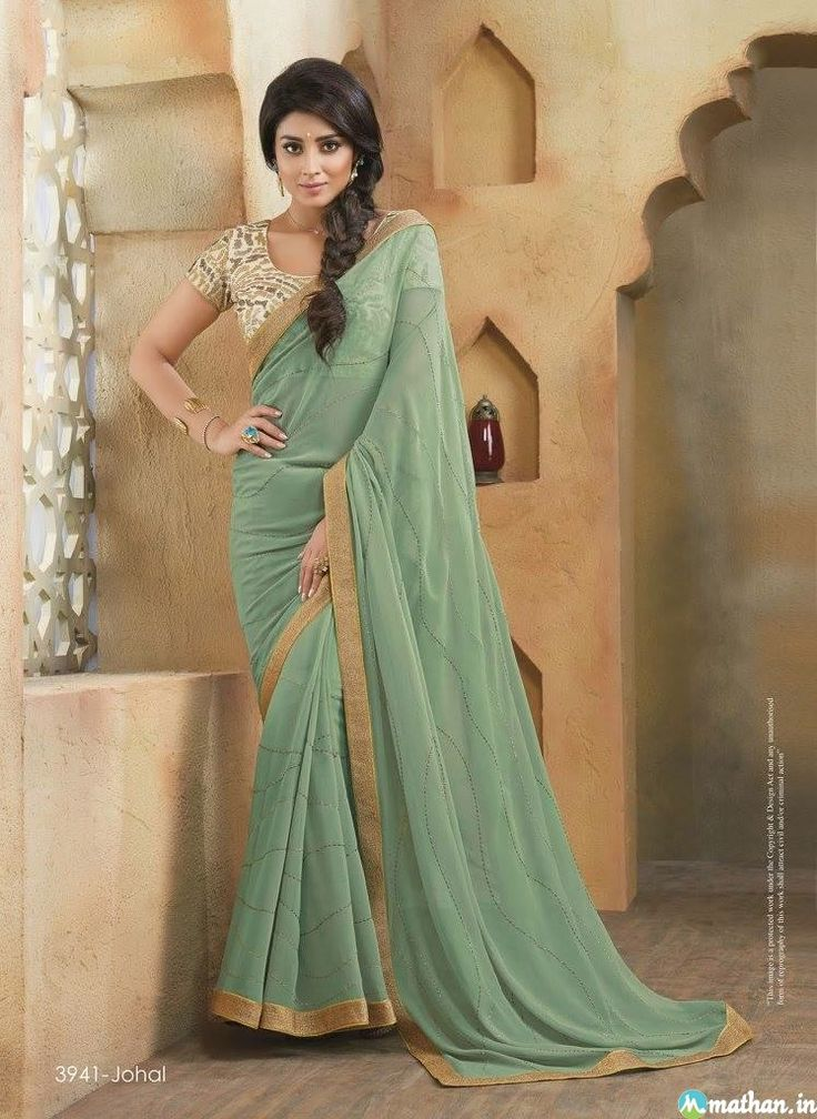 Shriya saran Fashion Saree Collection - shriya-saran-Saree-4 Shriya saran…