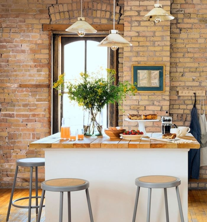 1001 Idees Pour Amenager Une Cuisine Campagne Chic Charmante Cuisine Campagne Chic Decoration Cuisine Cuisine Campagne