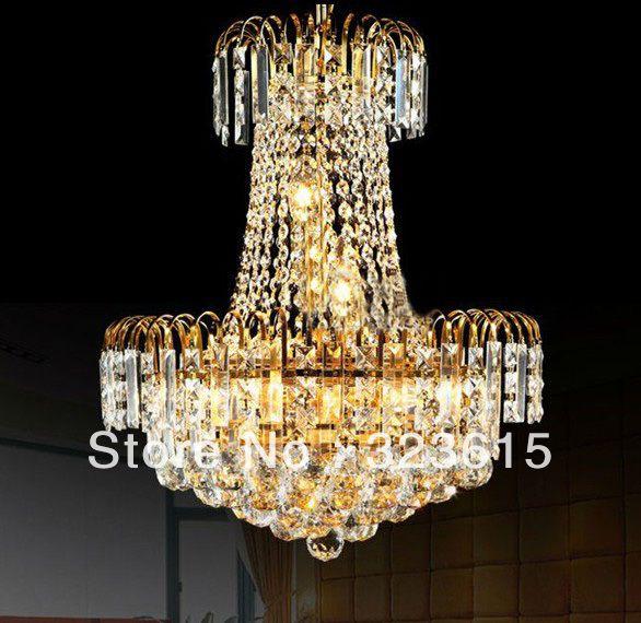 K9 кулон современный мода арт деко гостиная света D500mm H520mm