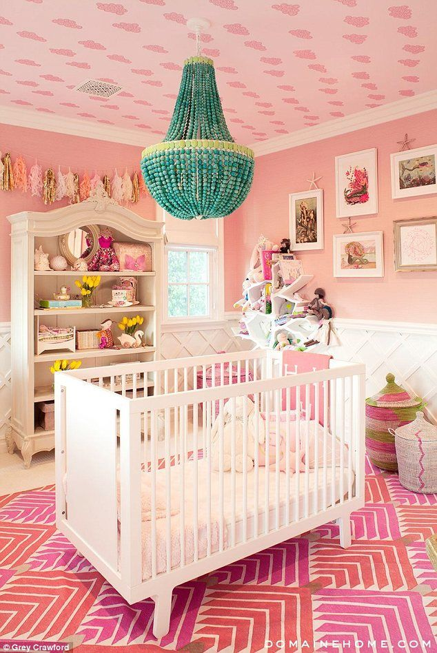 Fir For A Princess: The Coupleu0027s One Year Old Daughter Penelope Enjoyed This