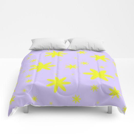 Flourish Blue Sky Comforters