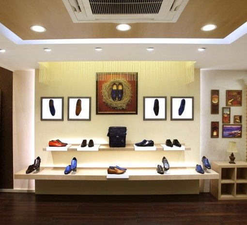 Amazing 16 Shoes Store Interior From Simple Minimalist To Modern Luxury Designs