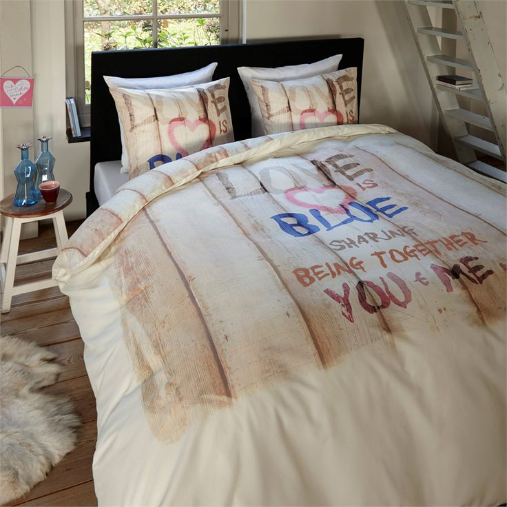 Set Dream House Bedding Love is Blue capac Husa Pilota | Pentru acasa