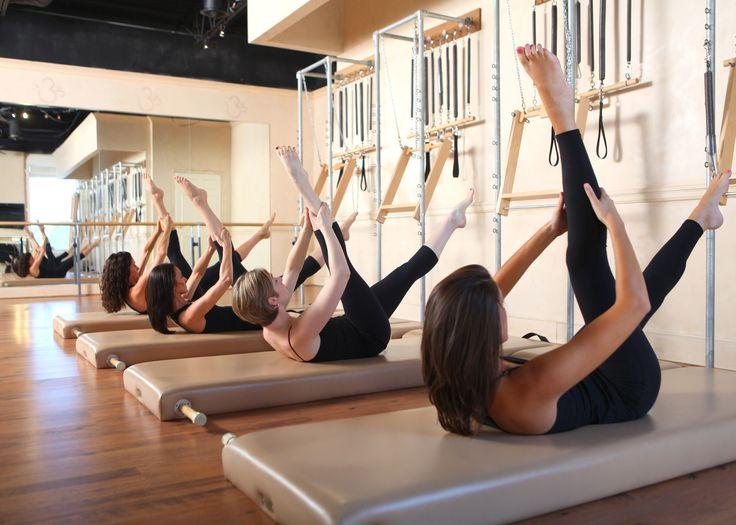 Pilates Tower Mat Class Willow Pilates Studio Pilates