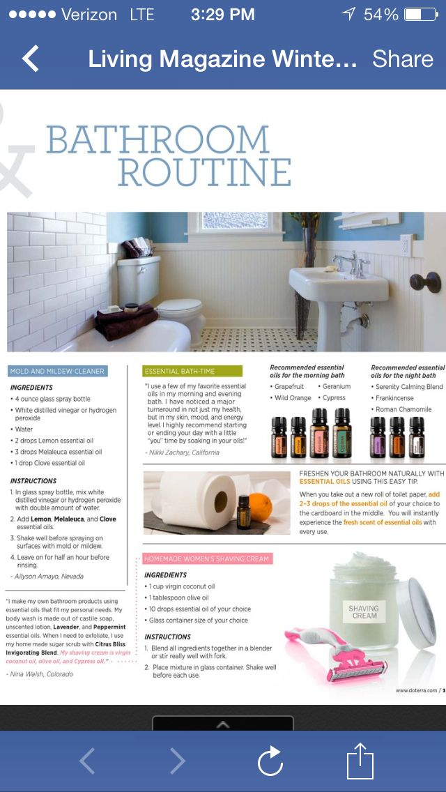 1000 Images About Cleaning With Young Living On Pinterest