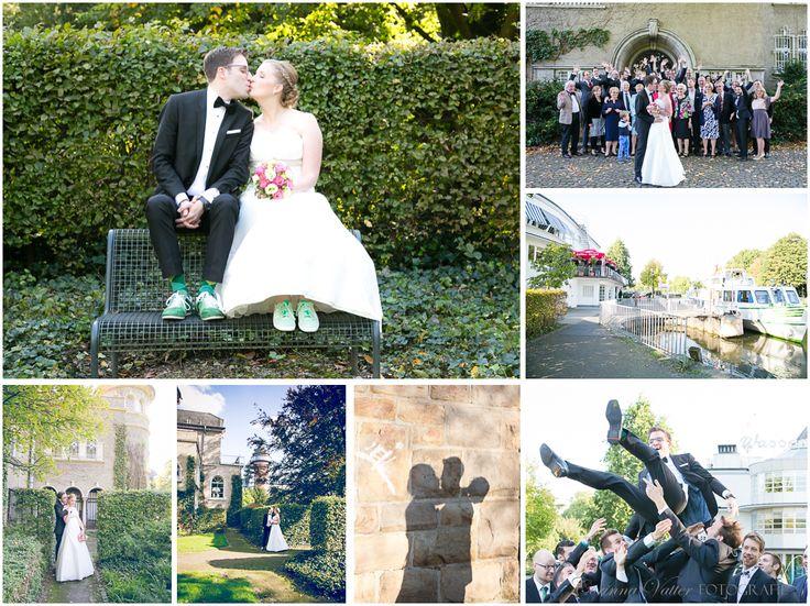 Als Hochzeitsfotografen haben wir diese standesamtliche Trauung in der Schlosskapelle Styrum in Mülheim an der Ruhr begleitet, bekannt auch unter dem Namen Aquarius Wassermuseum Mülheim.
