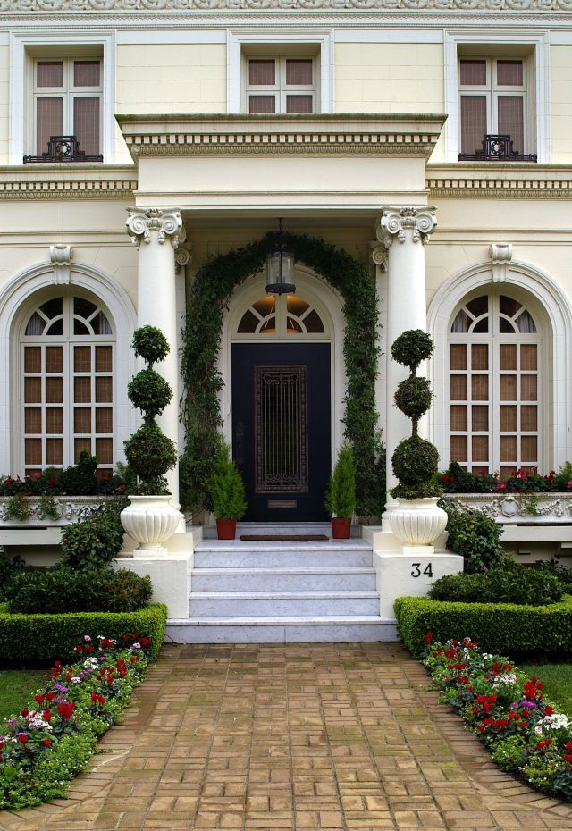 331 best Front Entrance Ideas images on Pinterest | Dream houses ...