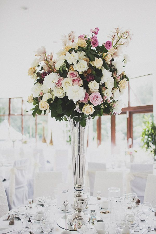 Classic elegant pink wedding in wales the o