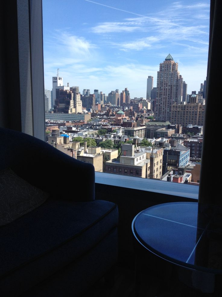 Une vue juste sublime... I love NY