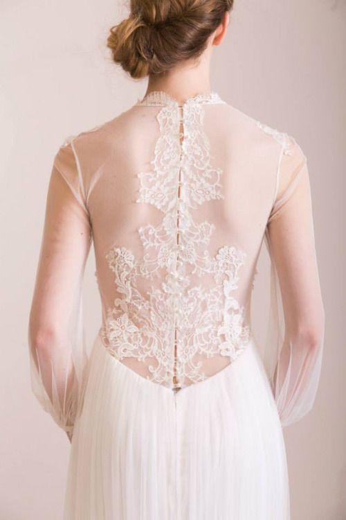 The Ariadne gown / Nora Sarman Bridal