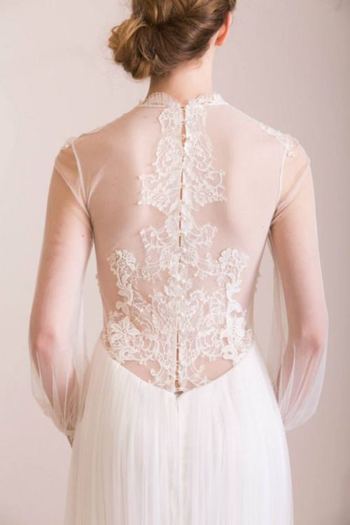 Nora Sarman Bridal 2015 Ariadne