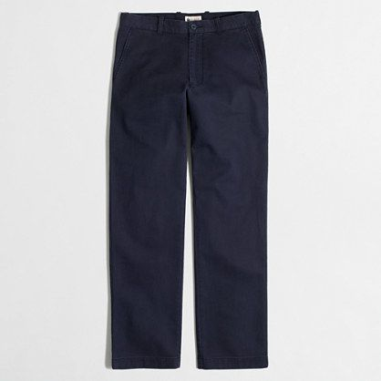 $34, J.Crew Factory Factory Barrow Broken In Chino. Sold by J.Crew Factory. Click for more info: https://lookastic.com/men/shop_items/214574/redirect