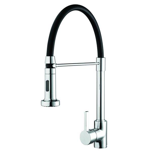 £99 Heat U0026 Plumb.com Bristan Liquorice Mono Kitchen Sink Mixer Tap, Pull