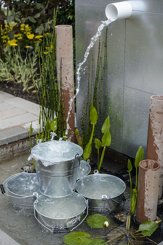 Best 25 Mini Pond Ideas On Pinterest Bird Bath Fountain