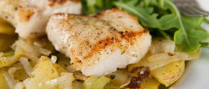 Around Easter, some families choose to celebrate the end of Lent with a special seafood dish. Firm, white fish fillets like red snapper or cod stand up to bold, Latin flavors. Here, we go with a
