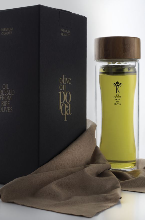 Packaging of the World: Creative Package Design Archive and Gallery: POQA Superior Extra Virgin Oil | Designed by Design Bond, Greece