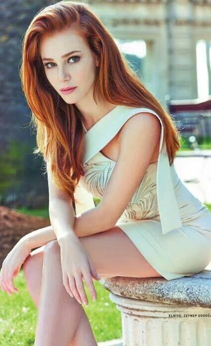Çok güzel bir kadın