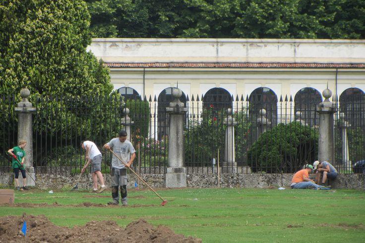 Lezione - Villa Reale Monza (MB)