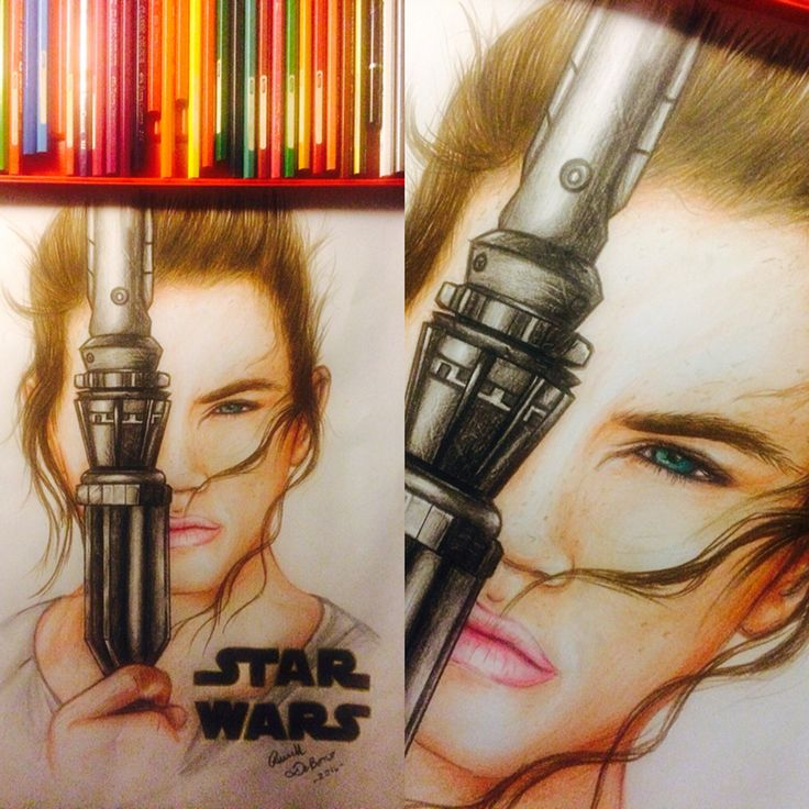Rey, Star Wars fans