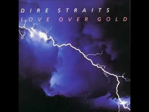 Dire Straits - Love Over Gold - (album completo)  Telegraph Road - 0:00 Private Investigations - 14:16 Industrial Disease - 21:01 Love over Gold - 26:54 It Never Rains - 33:12