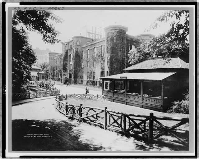A History of the Central Park Arsenal, a Building Simultaneously Used as a Zoo and Police Precinct... Built in 1851 before the park, the Central Park Arsenal has been home to zoo animals, the police precinct, and the Department of Parks.