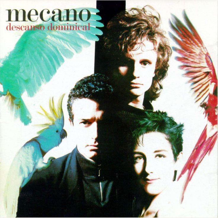 Resultado de imagen para mecano cd covers