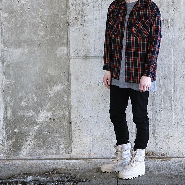 e39e09ce03a Ways to Wear  Adidas Yeezy 950 Boots