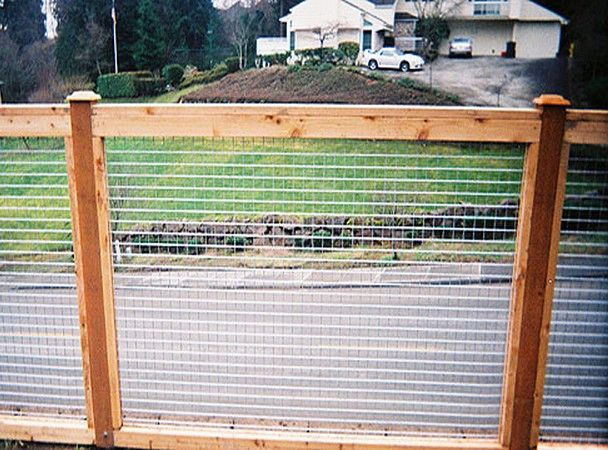 Utility Panel Fence Design Google Search Fencing