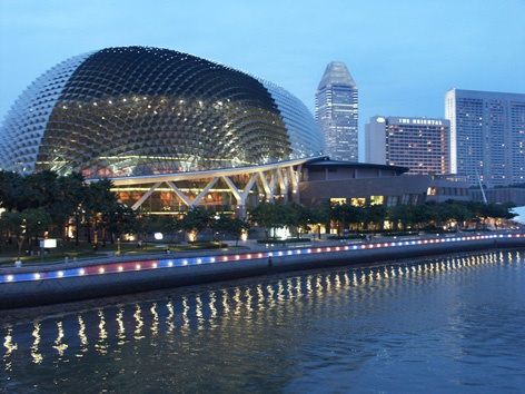Singapore, a modern city with asian soul. A place I will come back to.