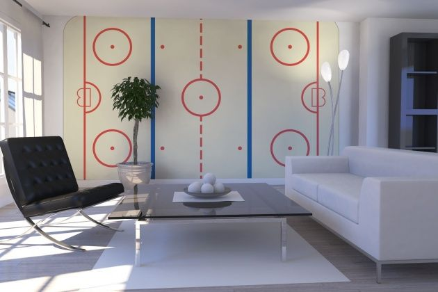 Rink Wall (This could be remade into a pool lane wall)