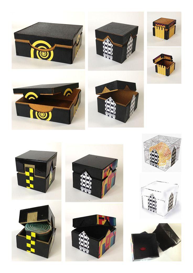 box gioielli