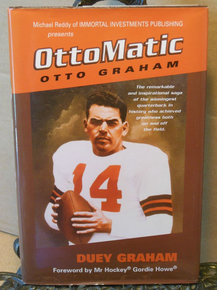 LETTER SIGNED BY WIFE Ottomatic~Otto Graham Football Quarterback Coach HBDJ