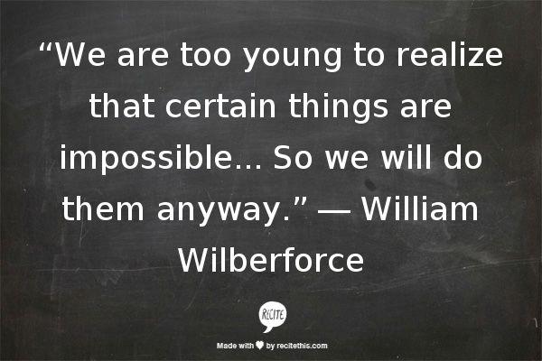 Best 25+ William Wilberforce Ideas On Pinterest
